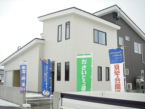大仙市大曲 Y様邸(ゼロエネルギーハウス)